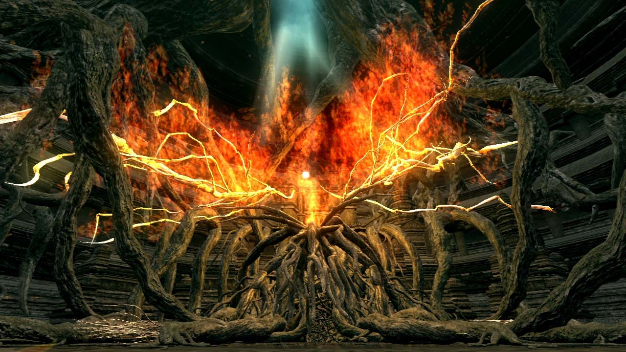 Dark Souls  Can T Access Ringed City Through Painted