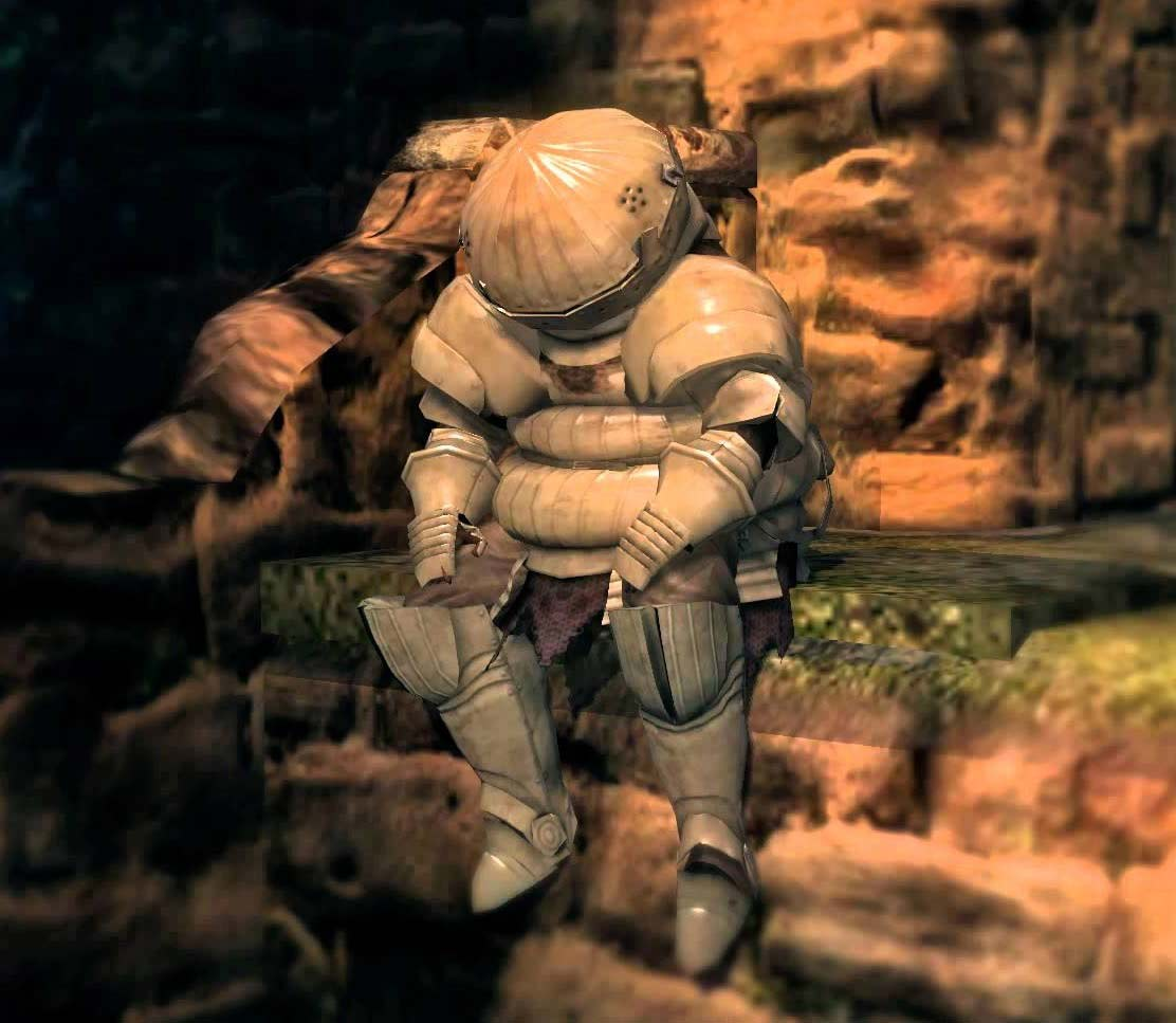 siegmeyer of catarina souls lore