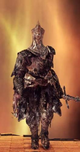 Burnt ivory king souls lore
