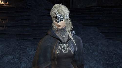 Dark Souls 3 Fire Keeper Cosplay: Fire Keeper