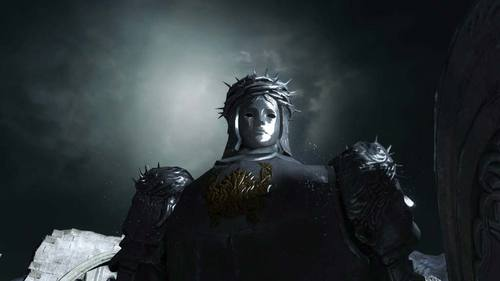 Looking glass knight souls lore for Mirror knight