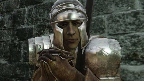 Voice Of Mild-Mannered Pate - Dark Souls II | Behind The Voice Actors